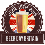Beer Day Britain is on 15 June
