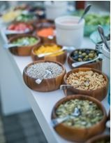 Corinthia Hotels launches 'Food for Thought' menu for MICE market