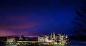Levy Restaurants UK launches café at 'loveliest castle in the world'