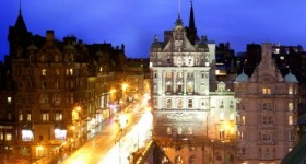 Mixed fortunes for hoteliers in Scotland's three biggest cities