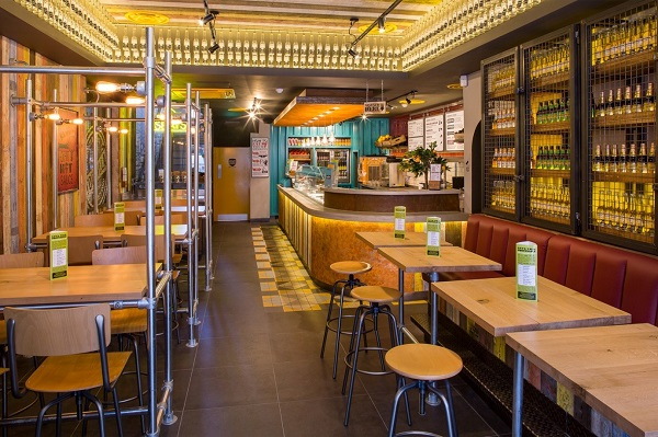 Tortilla opens 22nd restaurant on Finchley Road