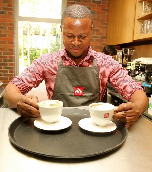 Vacherin crowns its champion barista