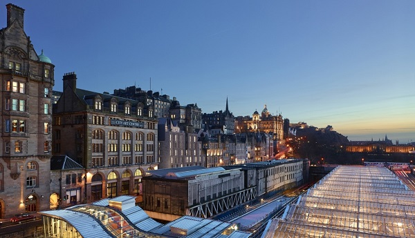 Carlton Hotel Collection Set To Open In Edinburgh Old Town