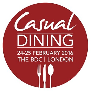 Casual Dining shortlisted for Best Trade Show Award