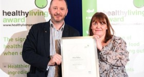 Autograph achieve Healthy Living Award in all Scottish sites