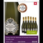 Prosecco favourite wine for Londoners