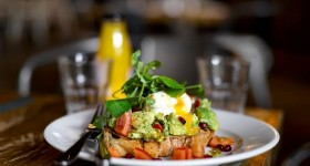 Revolution Bars launches new brunch menu
