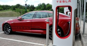 Welcome Break introduces first Tesla Superchargers