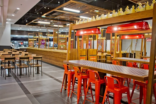 BURGER KING unveils all-new design in 4,000th EMEA restaurant - Hospitality & Catering News