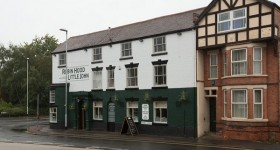 Robin Hood and Little John wins National Cider Pub of the Year