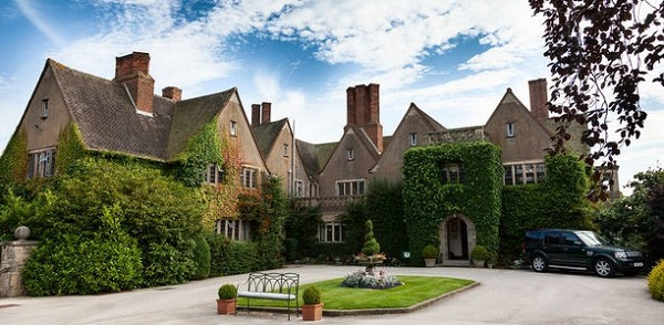 £6 million luxury spa for Mallory Court Hotel