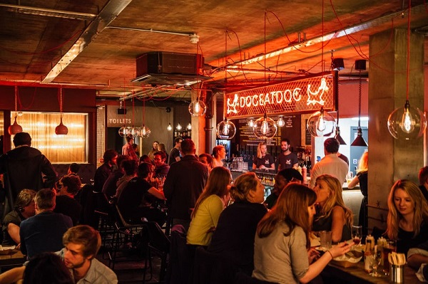 BrewDog launches Dog Eat Dog in Islington
