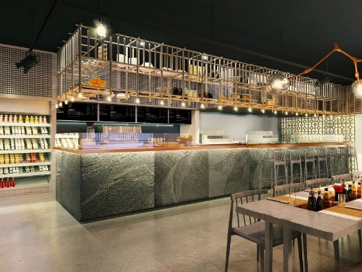 Chi Kitchen brings a new dining experience to Debenhams Oxford Street