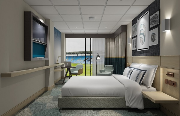 DoubleTree by Hilton opens at Ricoh Arena