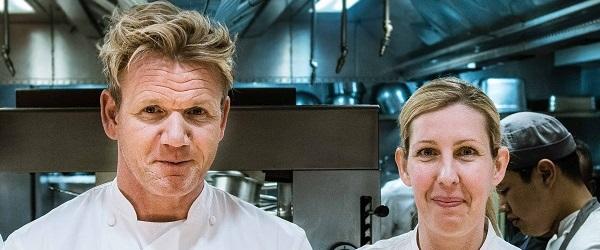 Gordon Ramsay and Clare Smyth announce new venture