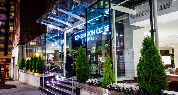 Kensington Close Hotel For Sale Hospitality Catering News