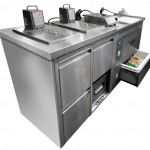 New Integrated Workstations for Sous Vide Cooking