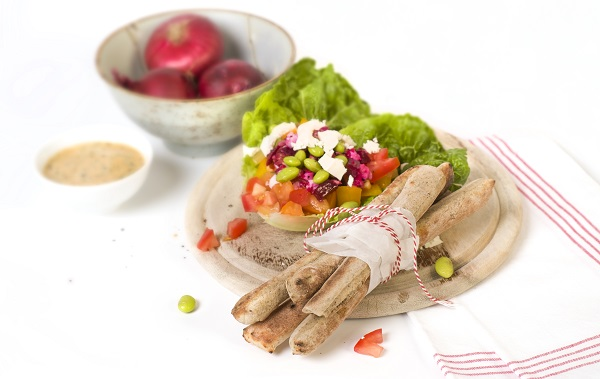 Nina Bakery Launch Fully Baked and Frozen Pita Sticks at Cologne's Anuga Food Fair