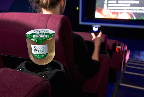 Single-serve wine steals the show at theatres