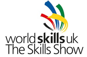 The skills show banner
