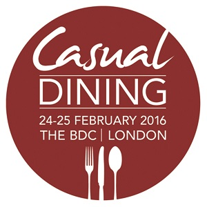 Casual Dining Restaurant & Pub Awards 2016 announces finalists