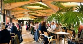 Sodexo grows partnership with Royal Botanic Garden Edinburgh