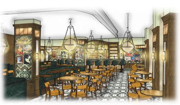 the ivy kensington brasserie to open december
