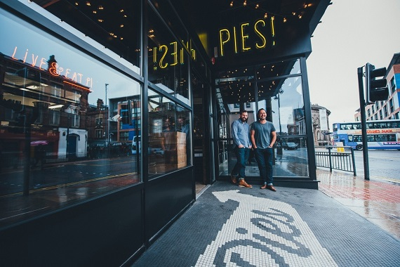 Good times with pies for Pieminister