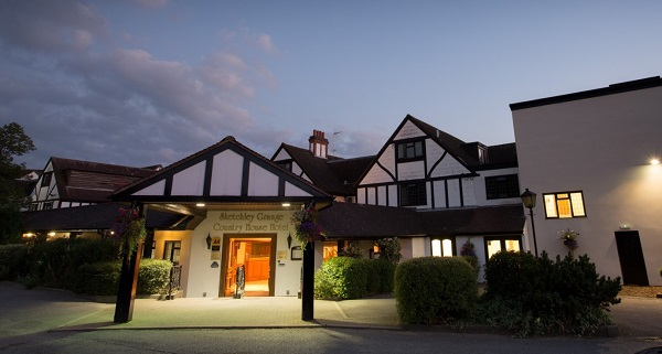 Sketchley Grange Hotel And Spa Burbage