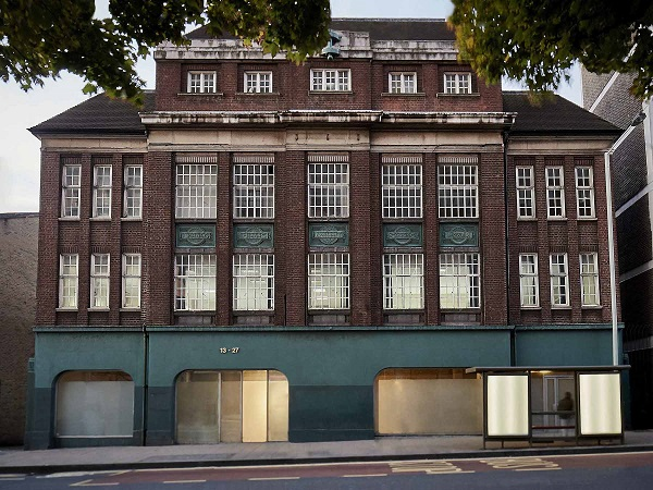 Angels Back Green Rooms New Arts Hotel to Provide Affordable Accommodation and Urban Regeneration