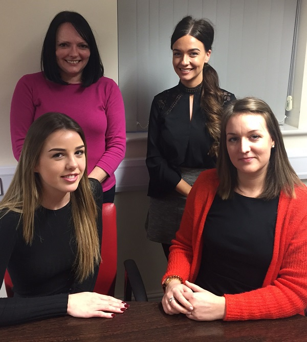 C&C Catering Equipment Accounts Department welcomes Tasha and Mollie