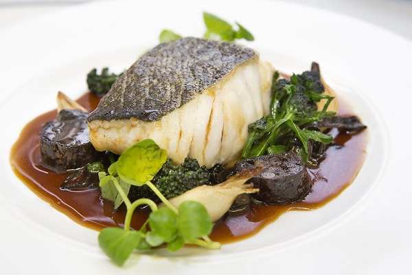 Michelin-Starred Simon Hulstone Cooks A Skrei-Sational Meal For Michel Roux Jr & Friends