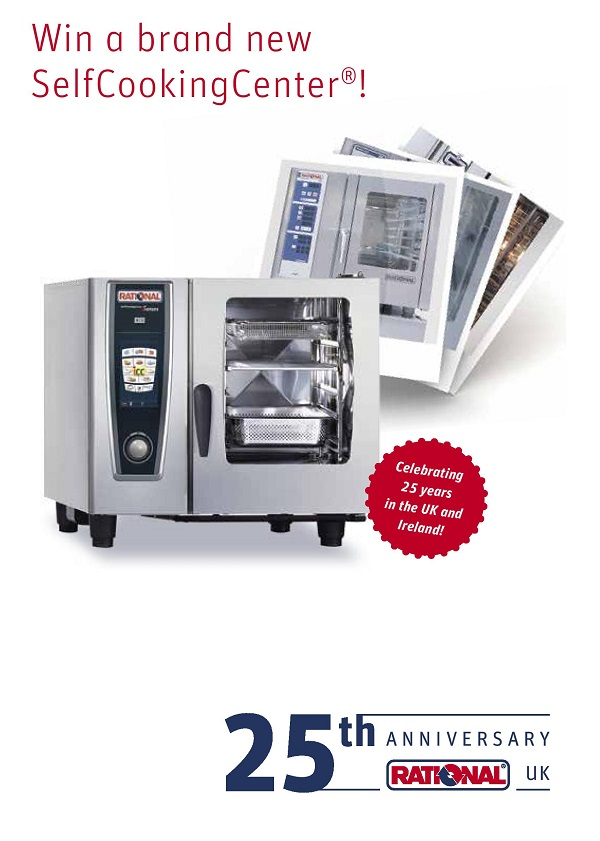 Win a brand new SelfCookingCenter