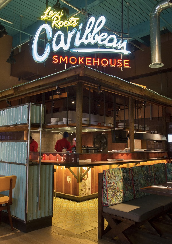 Caribbean Smokehouse Levi Roots New Restaurant