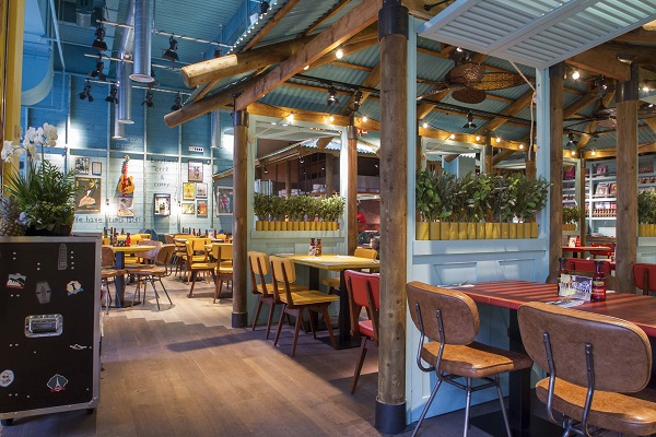 Caribbean Catering: Levi Roots' New Restaurant