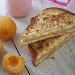 Chefs Vegetarian Recipe of the Week, Grilled Polony and Hummus Sandwich