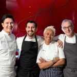 Monica Galetti, Mark Sargeant and John Campbell unite to raise funds for Hospitality Action
