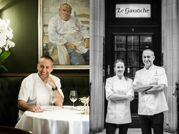 Michel Roux Jr Celebrates 25 Years at the Helm of Le Gavroche