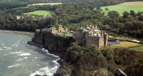 Culzean Castle, South Ayrshire.