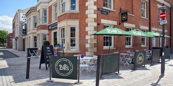 Bill's Restaurants announces Bill's Academy dedicated apprenticeship programme