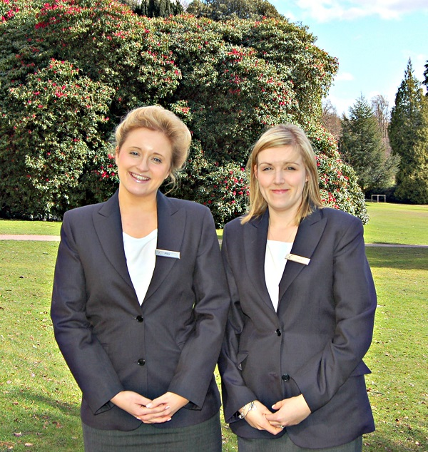 Events team at Ashdown Park Hotel welcomes new members