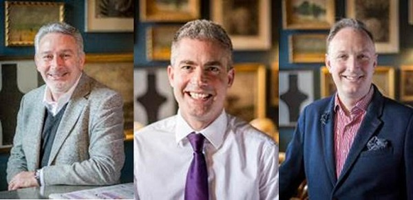 GREAT NORTHERN HOTEL ANNOUNCES THREE SENIOR MANAGEMENT APPOINTMENTS