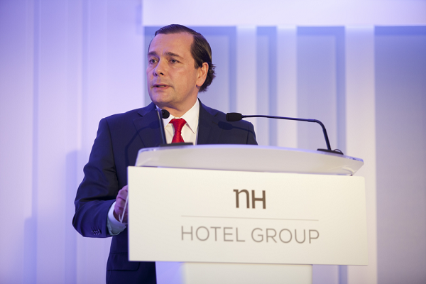 NH Hotel Group enters China