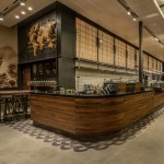 Starbucks at Universal Studios Hollywood Inspired by History of Tinseltown