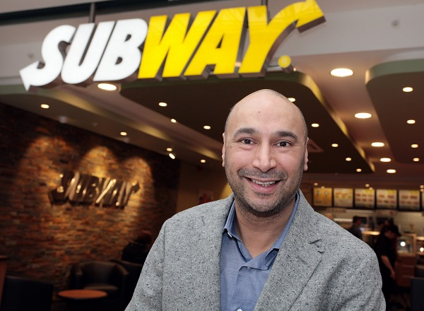 The Subway brand celebrates its 5,000th store in Europe 3