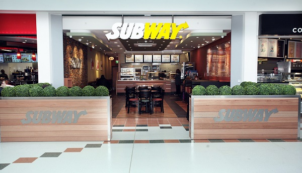 The Subway brand celebrates its 5,000th store in Europe 4