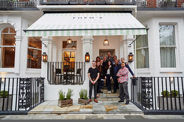 Theo's simple Italian restaurant opens in Kensington with Chef Theo Randall