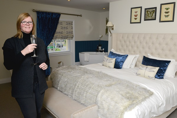 investment at The Gregory, Harlaxton sees addition of luxury bedrooms  1
