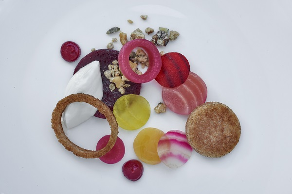 A Taste of Spring at Michelin- starred Launceston Place