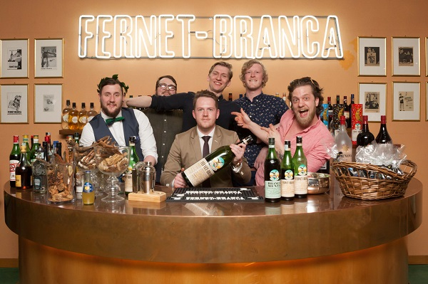 British Bartenders compete in the home of Fernet Branca